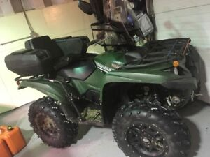 Four Wheeler for Sale - 2016  Yamaha 700 Grizzly