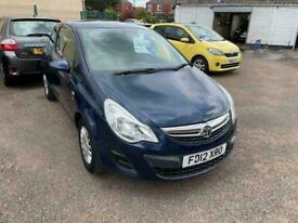image for Vauxhall Corsa 1.0 S ECOFLEX 77000 miles FSH Manual Hatchback Petrol Manual