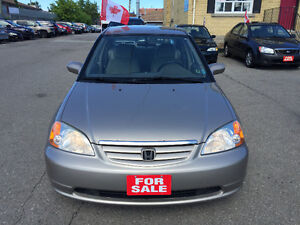 2001 Honda Civic LX-G Sedan,Saftey and E Test A must see.