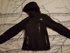 THE NORTH FACE summit series winter coat, sz small