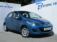 2013 13 Mazda 2 1.5 Automatic TS2 for sale in AYRSHIRE