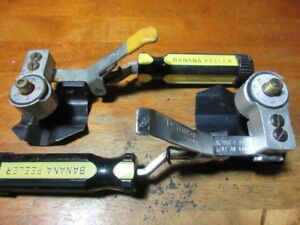 Ripley Banana Peelers / Cable Strippers