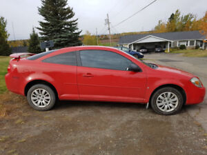2009 Chevy Cobalt, low mileage asking $3000 firm