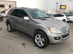 2009 Mercedes-Benz ML 320 4MATIC BlueTEC, FINANCEMENT MAISON