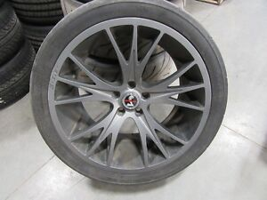 Mustang Wheels Carroll Shelby SC1 Gunmetal *Take Off*