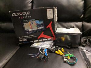 Kenwood DNX892 2-DIN Head unit