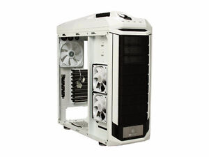 CM Storm Stryker - White Full Tower Gaming Computer Case