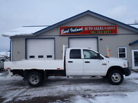 2009 Dodge Ram 3500 Hemi with Flat deck Peterborough Area Preview