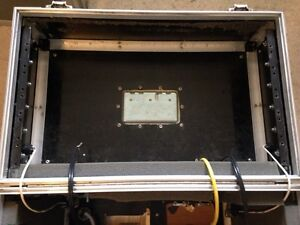 Custom Built Road Case with Wiring and Power Installed plus Fan London Ontario image 2