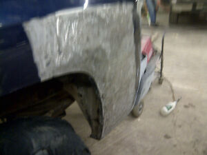 Autobody and paint services and rust proofing and polishing serv