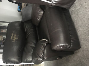 Two recliners Free