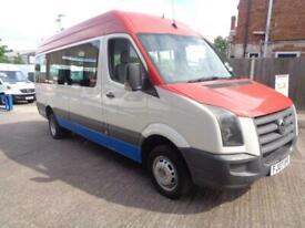 vw crafter mini bus/ideal camper 2007