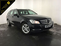 2014 MERCEDES-BENZ C220 EXECUTIVE SE CDI ESTATE 1 OWNER SERVICE HISTORY FINANCE