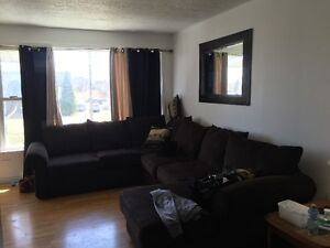 Spacious 3 Bdrm upstairs-includes heat and hot water.