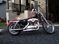 Harley Davidson Seventy Two 2012