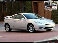 (looking for a): 2001-2006 Toyota Celica GT-S
