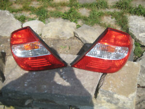 Toyota Camry Tail light Lenses