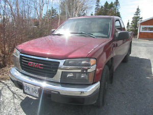 2008 GMC Canyon EXD cab Pickup Truck