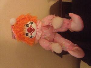 Vintage dancing  clown music box song: toy land
