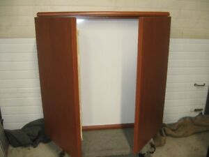 Whiteboard With Cabinet Doors