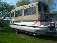 Pontoon boat kijiji kingston