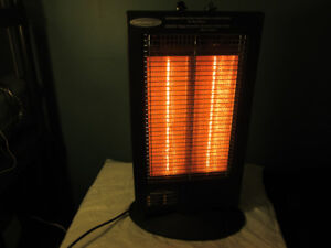reflective , electric heater