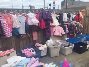 Huge girl 0-6yrs clothes sale