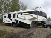 "36"" 5th Wheel Travel Trailer~Carri-Lite by Carriage"