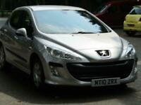 Peugeot 308 1.6HDi S AUTOMATIC**£30 TAX**GENUINE 60,000 MILES**70MPG**LONG MOT**