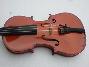 French Violin-H. Clotelle