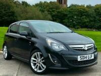 2014 14 Vauxhall Corsa 1.4i 16v ( 100ps ) ( a/c ) SRi for sale in AYRSHIRE