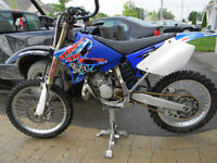 2006 YZ 144 SUPER FAST NO TIME TO RIDE
