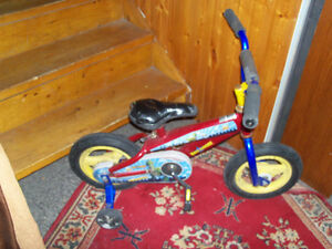 Training bike for 2-3 year old ... functional used condition..