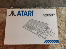 Atari 520 STE in immaculate condition