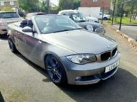BMW 120D MSPORT CONVERTIBLE