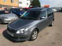 2011 Skoda Roomster MPV 1.6TDi CR 90 DPF EU5 SE Diesel grey Manual