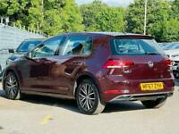 2017 Volkswagen Golf 1.6 TDI SE Nav DSG (s/s) 5dr Hatchback Diesel Automatic