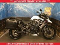 TRIUMPH TIGER TIGER 800 XCA ABS CRUISE ONE OWNER LUGGAGE 2016 16