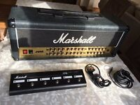 Marshall JVM410H Head - Excellent Condition - With Optional Extras (4x12 cab/flight case)!