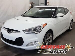 Hyundai Veloster Tech GPS Cuir/Tissus Toit Panoramique MAGS 2015