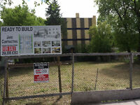 VACANT LAND IN WINNIPEG - SHOVEL READY TO BUILD ON