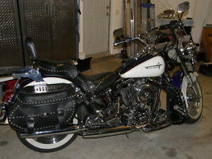 1991 Heritage Softail ~ New S&S 96 cid Engine & More