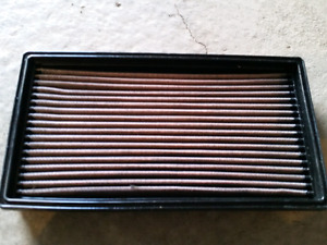 Used K&N air filter for 1998-2004 Ford Focus