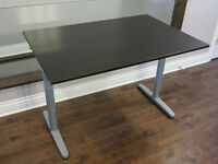 IKEA GALANT table/desk (dark brown, excellent and clean cond.)
