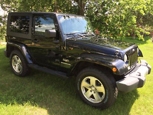 Mint 2008 Jeep Wrangler