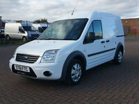 61 Plate Ford Transit Connect 1.8TDCi ( 110PS ) H/Roof T230 LWB Trend Insulated
