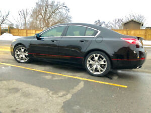 2013 ACURA TL-ELITE SH,AWD-Km155. Fully EQUIPPED CERTIFIED