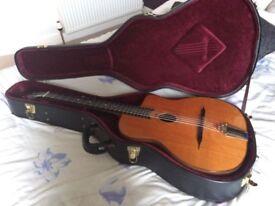 Gypsy jazz guitar (Gallato RS 1939)