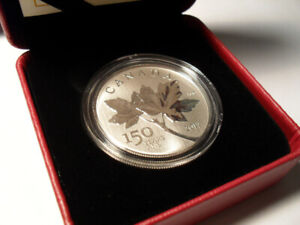 Royal Canadian Mint 2017 Canadian Maple Leaves 1/2 oz Coin