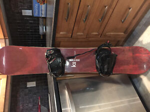 150 K2 Luna snowboard for sale